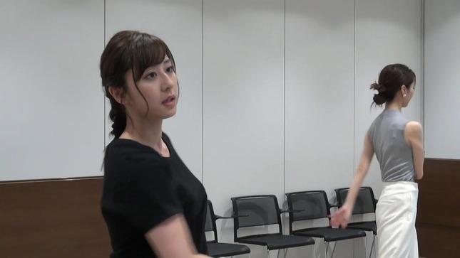 下村彩里 斎藤ちはる 女子アナダンス部 19