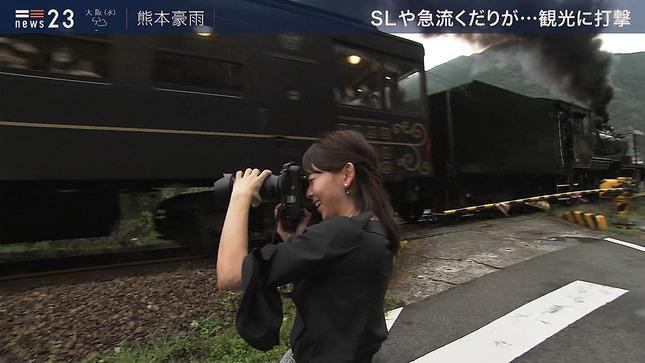 出水麻衣 ひるおび! TBSニュース news23 14