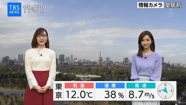 田村真子 はやドキ! ひるおび! JNNニュース TBSニュース 4