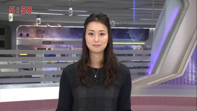 本間智恵 題名のない音楽会 ANNニュース ゴルフ 01