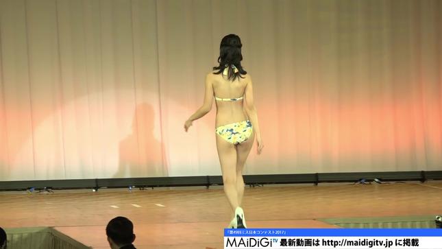宮崎あずさ ミス日本コンテスト2017 ニュースシブ5時 12