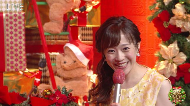 江藤愛 CDTVスペシャル!クリスマス音楽祭2019 8