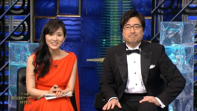 高島彩 生中継! 第88回アカデミー賞授賞式 6