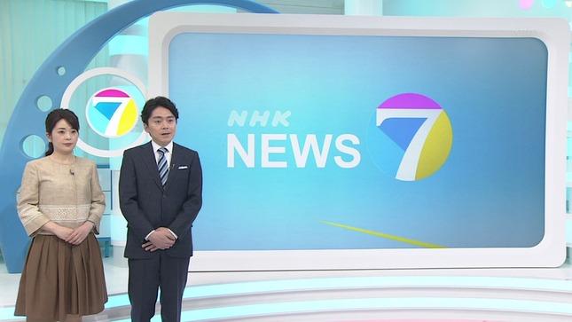 橋本奈穂子 NHKニュース7 うたコン 11