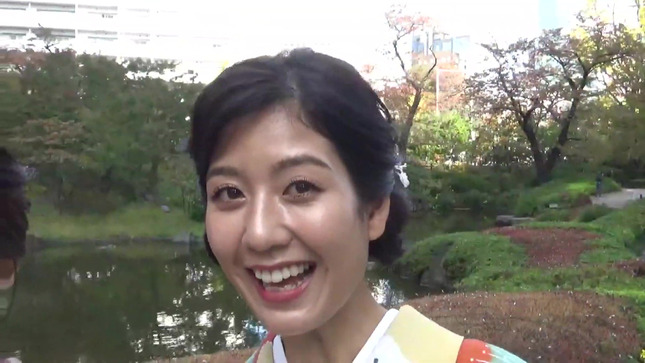 田中萌 桝田沙也香 本間智恵 激撮!となりのアナウンサー 3