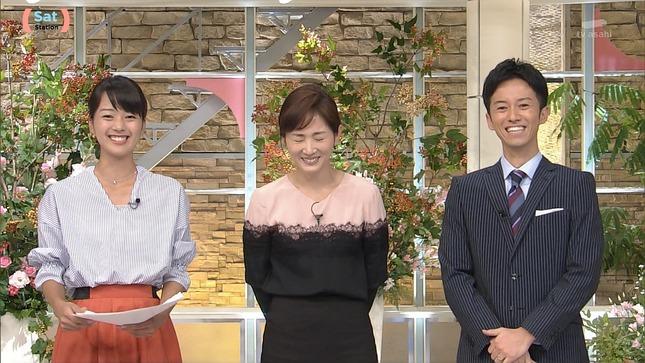 紀真耶 高島彩 サタデー サンデーステーション 12