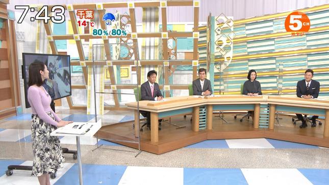 住田紗里 週刊ニュースリーダー 2