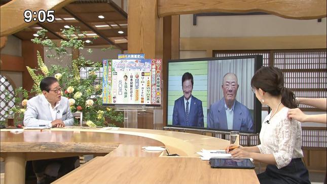 唐橋ユミ サンデーモーニング 3