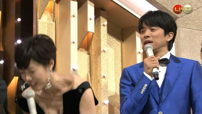 有働由美子 第66回NHK紅白歌合戦 07