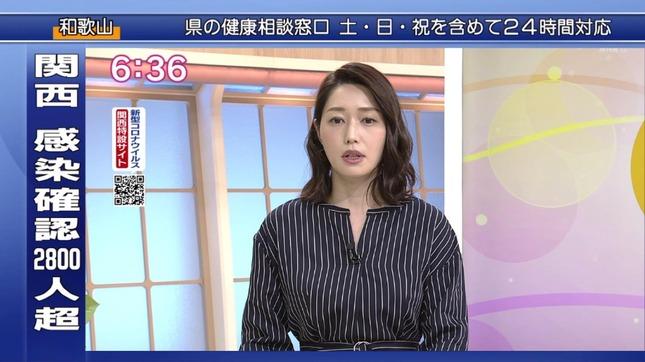 牛田茉友 ニュースほっと関西 1