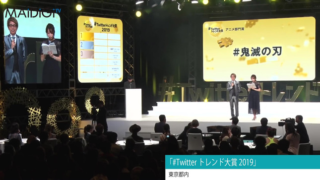 宇垣美里 #Twitter トレンド大賞 2019 15