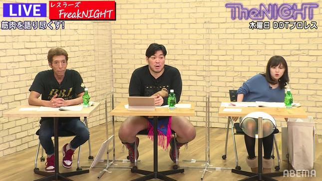 柴田紗帆 DDTの木曜 The NIGHT 13