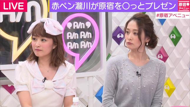 森葉子 原宿アベニュー ANNnews 8