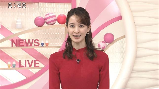 後呂有紗 Oha!4 news every 9