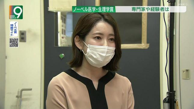 橋詰彩季 列島ニュース おはよう東海  ニュースウオッチ9 9