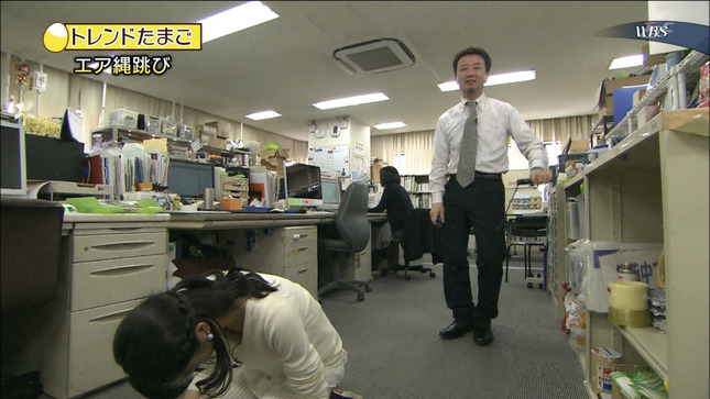 大澤亜季子 ワールドビジネスサテライト 04
