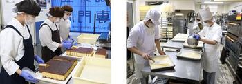 ケーキ工場1