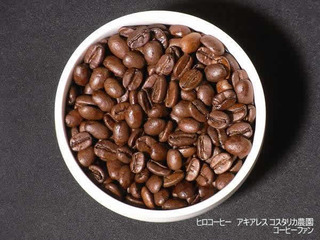 ヒロコーヒー1-10コスタリカアキアレス農園