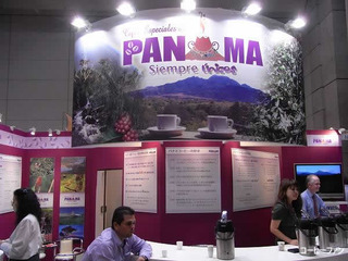 SCAJ2011パナマブース1-1