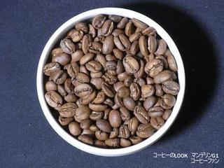 コーヒーのLOOK1-10マンデリンG1