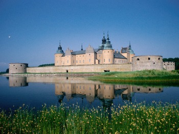 Kalmar-Castle-in-Sweden
