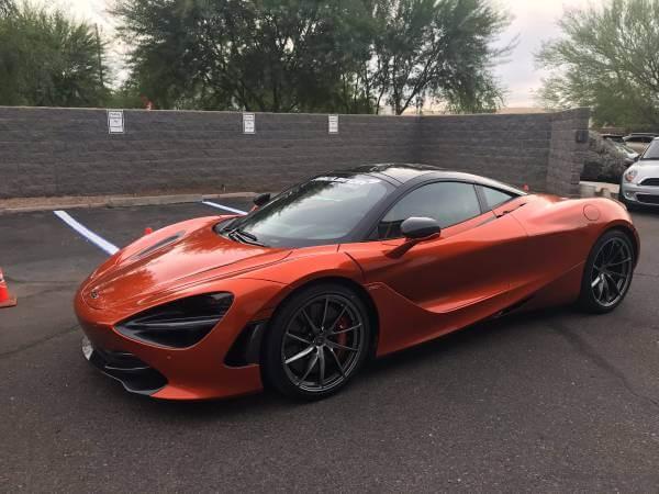 スーパーカー「McLaren」がビットコイン支払いのみで出品される。ビットコインでフェラーリを買った少年も
