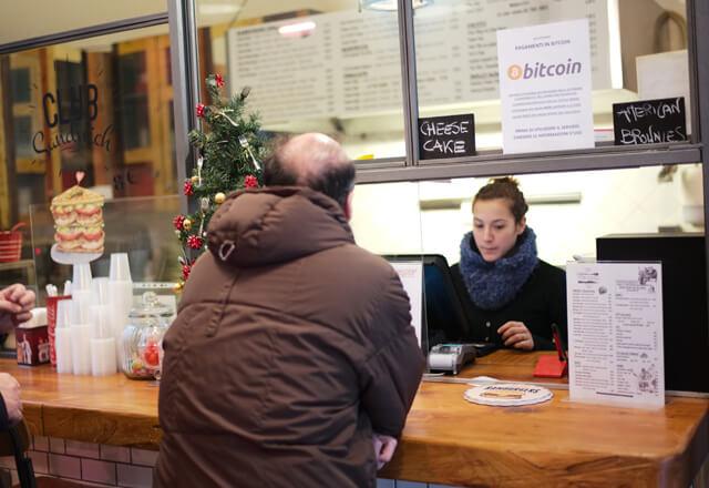 イタリア、ミラノのバーガーショップ「THE GRILL」はビットコイン受付をしているが会計時にOUT OF SERVICEとぬかす