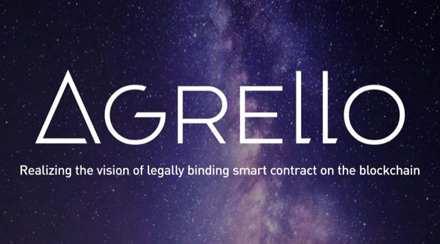 【仮想通貨】Agrelloアグレロ DLT スマートコントラクト   やっさん公式ブログ
