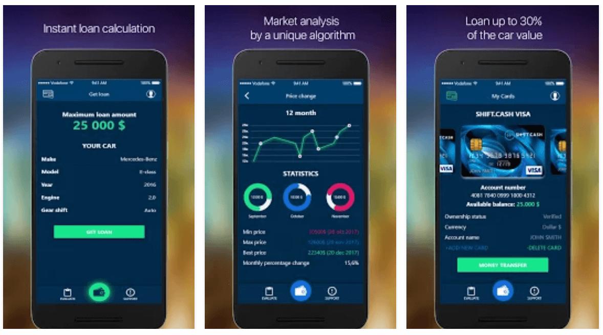 SHIFT.Cash:Googleプレイでアプリがローンチ。50,000 SCASHのエアードロップを開催