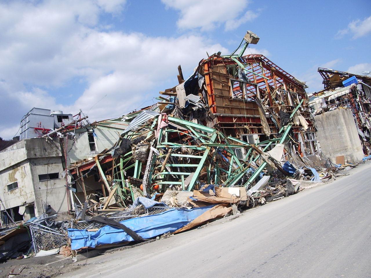女川町の被害のまとめ : NPO法人:まげんdeネット・みやぎのblog