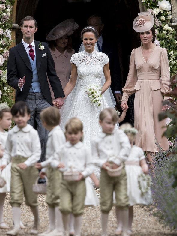 【セレブ】祝! キャサリン妃の妹ピッパ・ミドルトンが結婚