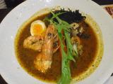 魚介のスープカレー