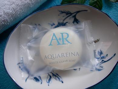 アクアレイナ 石鹸