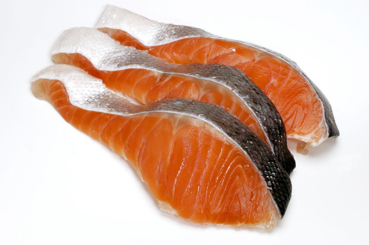 鮭 コラーゲン