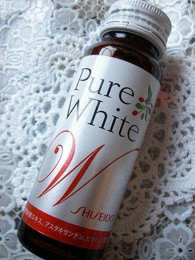ピュアホワイトW