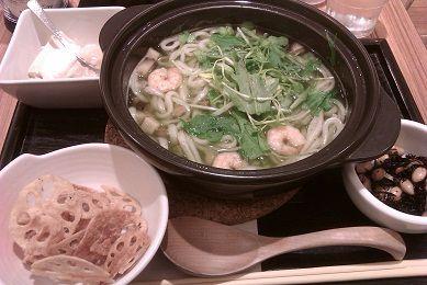茶鍋cafe saryo 口コミ