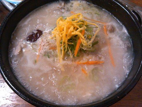 参鶏湯 コラーゲン