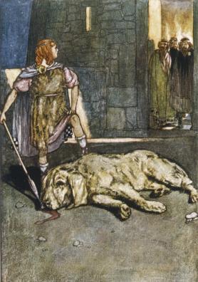 Cuslayshound