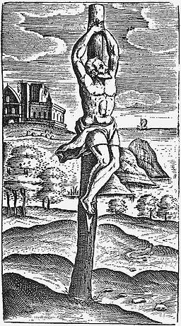 Justus Lipsius Crux Simplex 1629