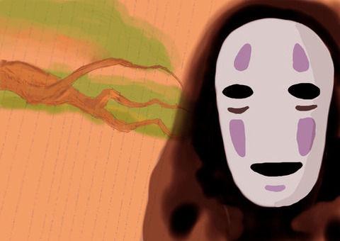 【閲覧注意】外国人が「宮﨑駿のカオナシ」に触発されて作ったコスプレがヤバい