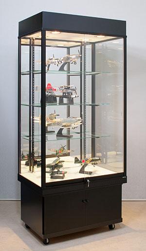 航空機模型用コレクションケース