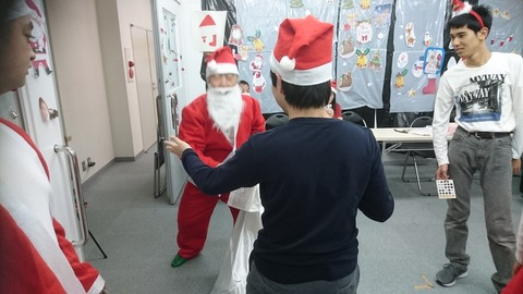 クリスマス会⑦