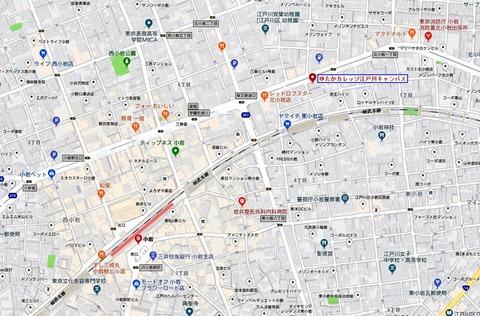江戸川マップ