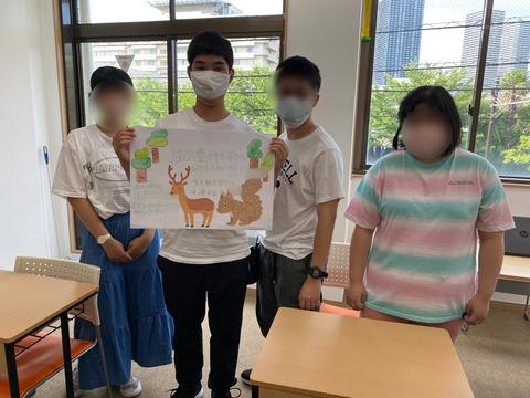 【川崎】SDGsの貢献活動 ~ポスター制作~