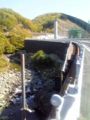 箕面トンネル入口
