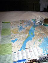 地図見るの好き。