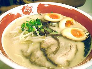 不思議な味のスープ