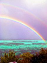 サイパンの虹であります