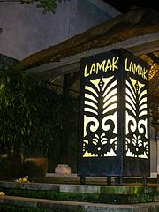 LAMAK (Jl.Monkey Forest)