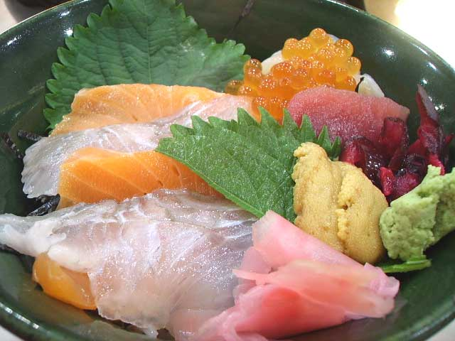 NEW魚蔵丼